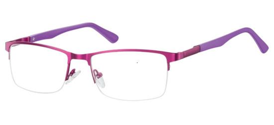 lunettes de vue ExperOptic Stylic Mauve