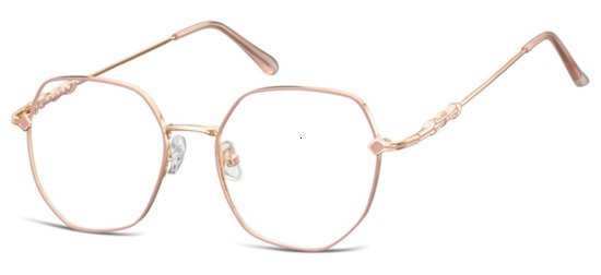 lunettes de vue ExperOptic Mystic Rose Or Rose