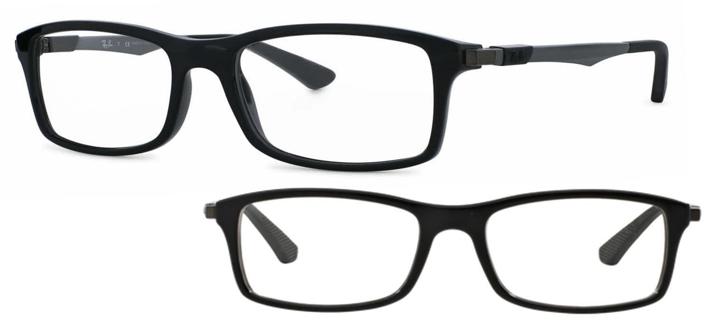 PROMO Taille 52 - RX7017-2000 noir brillant