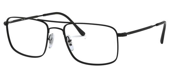 lunettes de vue Ray-Ban RX6434-2509 Noir