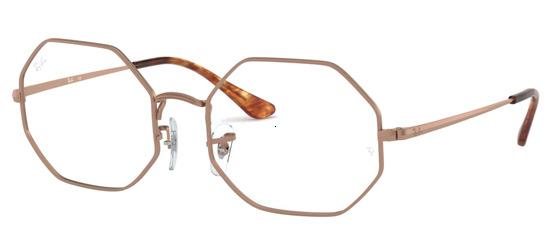 lunettes de vue Ray-Ban RX1972V-2943 Cuivre