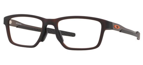 Oakley OX8153-02 Metalink Marron sombre