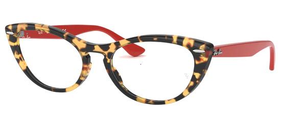 lunettes de vue Ray-Ban RX4314V-5937 Ecaille Miel