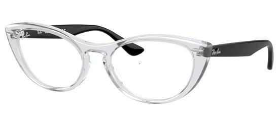lunettes de vue Ray-Ban RX4314V-5943 Transparent
