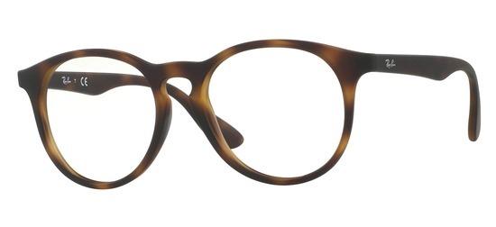 lunettes de vue Ray-Ban PROMO Taille 48 RY1554-3616 Havane