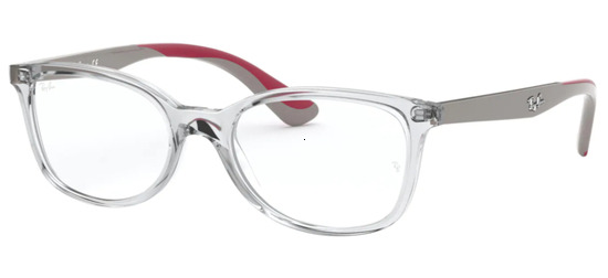 lunettes de vue Ray-Ban RY1586-3832 Transparent Beige