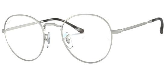 lunettes de vue Ray-Ban PROMO RX3582V-2538 Argent Mat T49 exclusivement