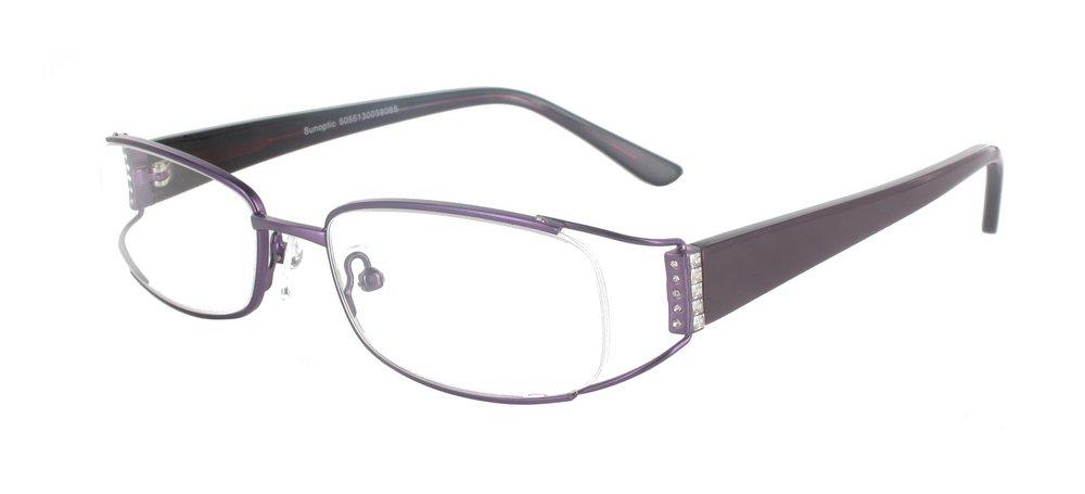 lunettes de vue ExperOptic Adelaide Pourpre