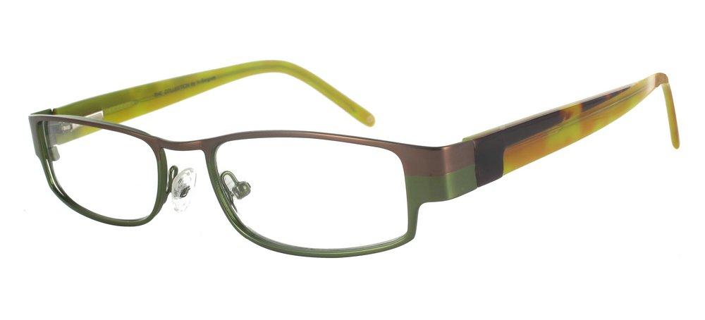 ExperOptic Geelong Marron et Vert Olive