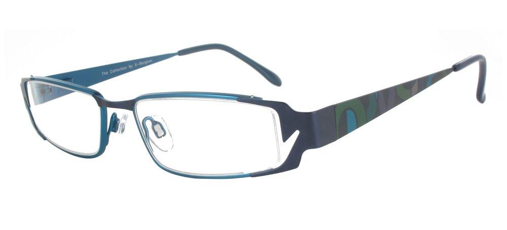 lunettes de vue ExperOptic Pop Bleue