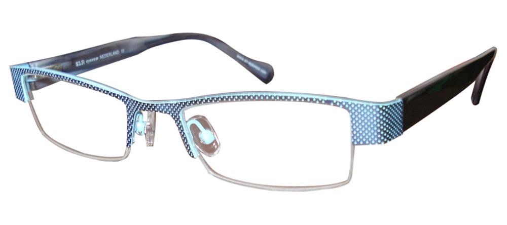 lunettes de vue ExperOptic Pixy Pastel Azurin