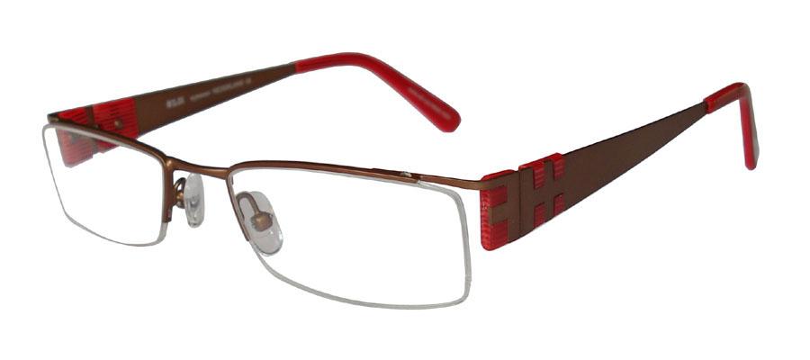 lunettes de vue ExperOptic Lancon Cannelle Bourgogne