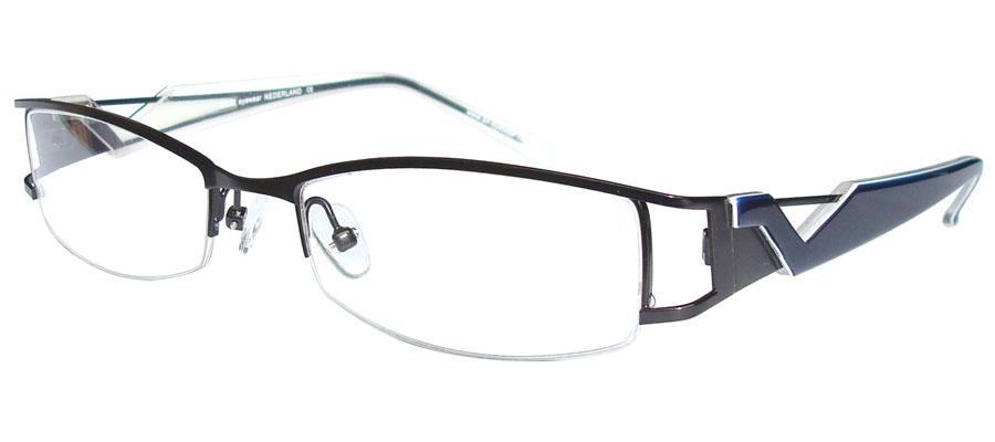 lunettes de vue ExperOptic Messina Noir