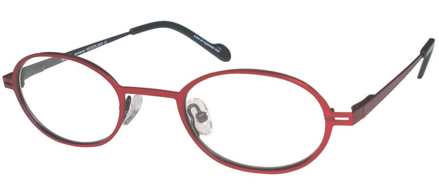 lunettes de vue ExperOptic Kobe Carmin