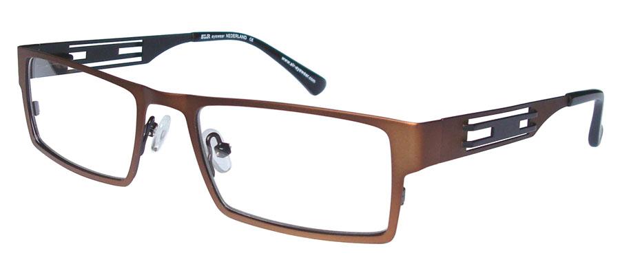 lunettes de vue ExperOptic Delling Acajou