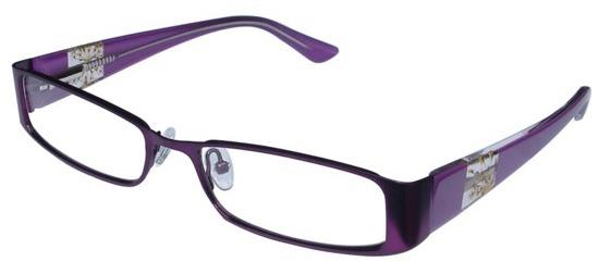 lunettes de vue ExperOptic Fiore Amethyste