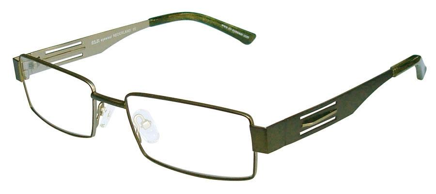 lunettes de vue ExperOptic Arpad Bronze