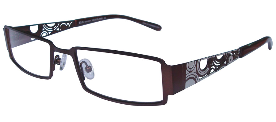 lunettes de vue ExperOptic Palmyre Chocolat