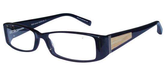 lunettes de vue ExperOptic Tevelave Noir Bambou