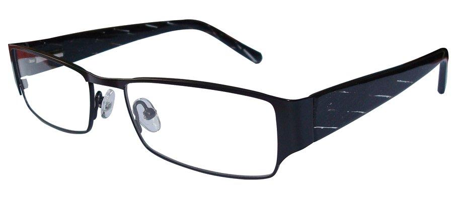 lunettes de vue ExperOptic Aravet Noir