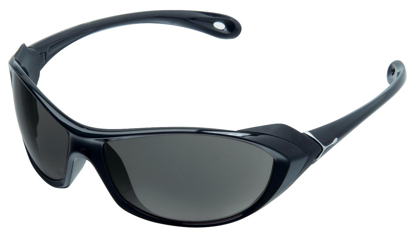 lunettes de soleil Kite Big Shiny Black 1500 Grey AR Cébé 6fb15d04bff3