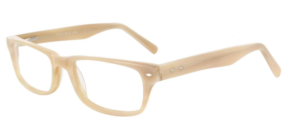 lunettes de vue ExperOptic Oxford Beige