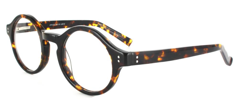 Monture lunettes écailles