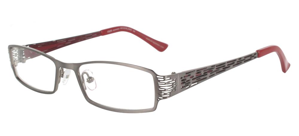 lunettes de vue ExperOptic Goa Gun Pourpre