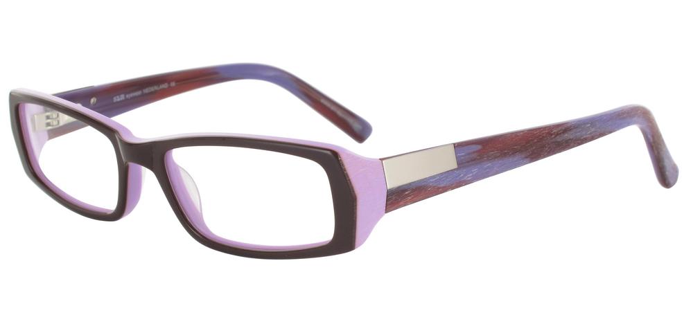 lunettes de vue ExperOptic Lihua Colombin Mauve