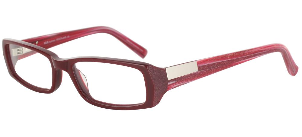lunettes de vue ExperOptic Lihua Amarante Pourpre