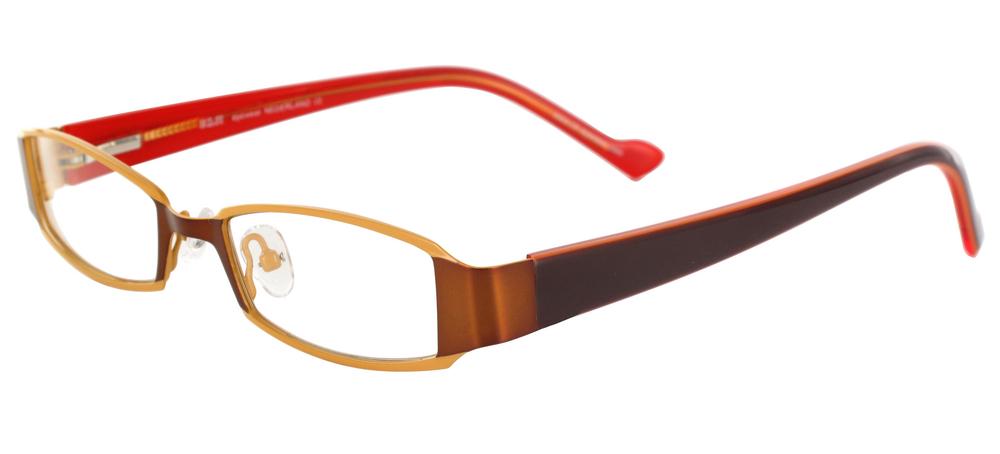 lunettes de vue ExperOptic Curacao Aurore Cuivre