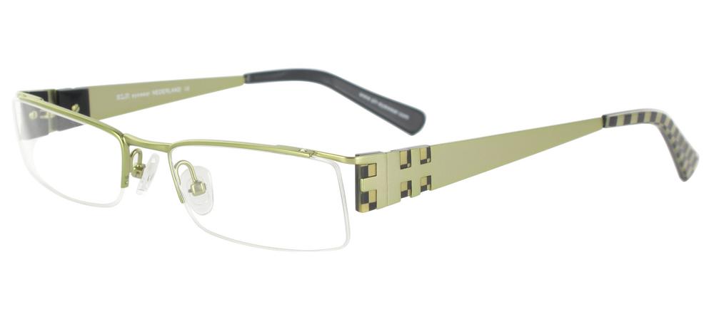 lunettes de vue ExperOptic Lancon Vert kaki Tilleul