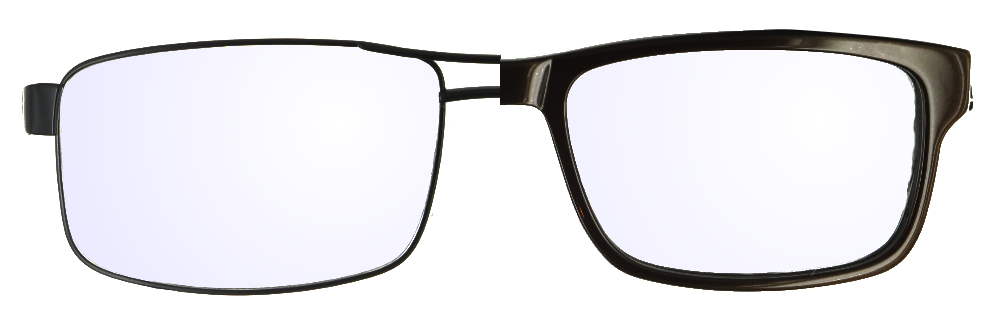 lunettes de soleil ExperOptic Remplacement 2 verres sur monture cerclee