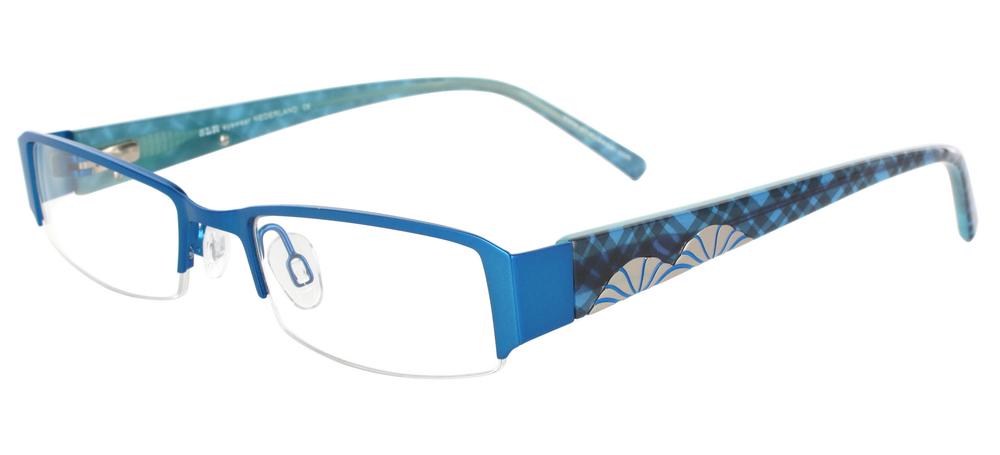 lunettes de vue ExperOptic Nymphea Bleu ceruleen