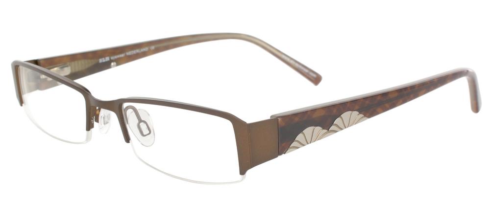 lunettes de vue ExperOptic Nymphea Bronze