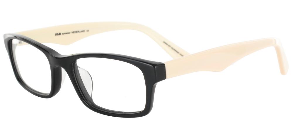 lunettes de vue ExperOptic Nigata Ebene Ivoire